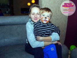 детский праздник метро Братиславская