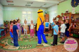 детский праздник метро Черкизовская