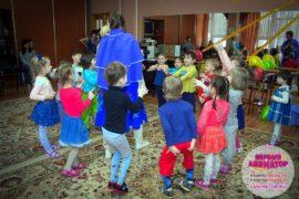 детский праздник метро Калужская