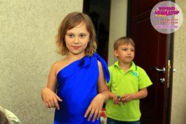 детский праздник метро Комсомольская
