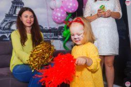 детский праздник метро Международная