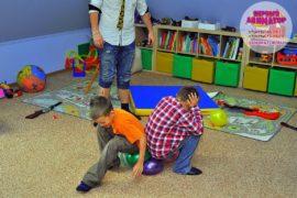 детский праздник метро Щукинская
