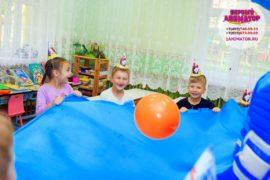 детский праздник метро Телецентр