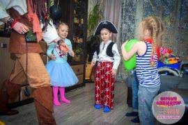детский праздник метро Тропарёво