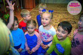 детский праздник метро Угрешская