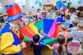 детский праздник метро ЗиЛ