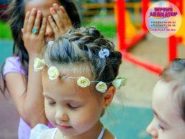 детский праздник метро Измайловская