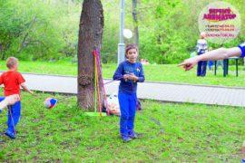 детский праздник метро Кантемировская