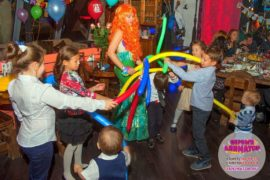 детский праздник организация метро Хорошёво