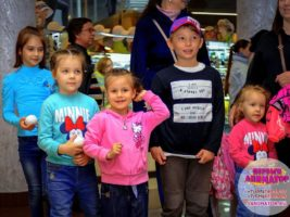 детский праздник метро Котельники