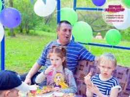 детский праздник метро Красные Ворота
