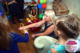 детский праздник организация Метро Лихоборы