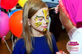 детский праздник метро Маяковская