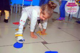 детский праздник метро Римская