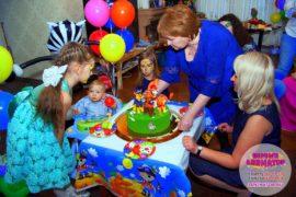 детский праздник организация метро Смоленская