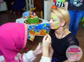детский праздник проведение метро Братиславская