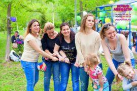детский праздник метро домодедовская