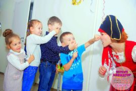 детский праздник проведение метро Коньково