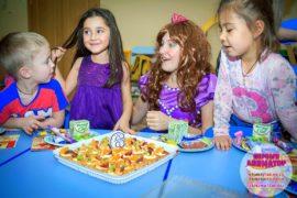 детский праздник Метро Лесопарковая