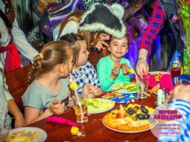 детский праздник проведение метро Парк Победы