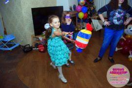 детский праздник проведение метро Рижская