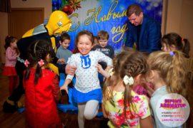 детский праздник проведение метро Волжская