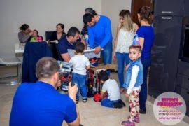 ребенок праздник метро Братиславская