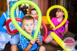 ребенок праздник метро Добрынинская