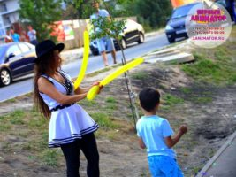 ребенок праздник метро Курская
