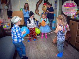 ребенок праздник метро Маяковская