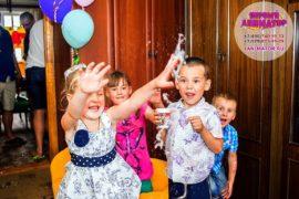 ребенок праздник метро Международная