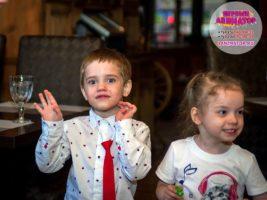 ребенок праздник метро Телецентр