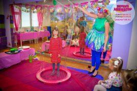 ребенок праздник метро Тульская
