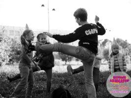 ребенок праздник метро Воробьёвы горы
