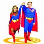 аниматор Супермен и Супергёл