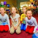 аниматоры на детский день рождения Москва