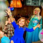 шоу мыльных пузырей для детей на день рождение ребёнка