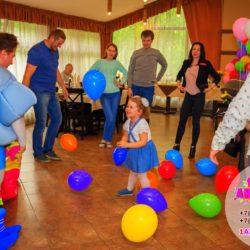 аниматор Аркадий Паровозов на детский день рождения