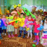 аниматоры в детский сад на день рождения