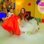химическое шоу для детей на праздник
