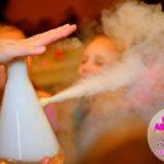 химическое шоу на день рождение ребёнка