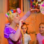 шоу мыльных пузырей на детские праздники