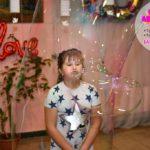 шоу мыльных пузырей на праздник для детей