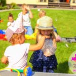 шоу мыльных пузырей на праздник ребенку