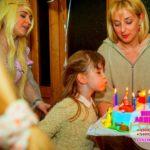 торты на детский праздник ребёнку