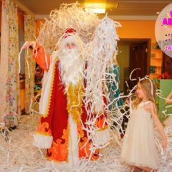 бумажное шоу для детей в Московской области