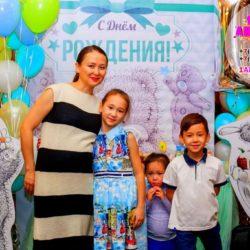 декор детского праздника для детей