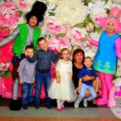 декор детского праздника на день рождение в Московской области