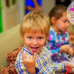 фотосъёмка детский день рождения в Москве