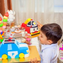 кэнди бар на детский день рождения